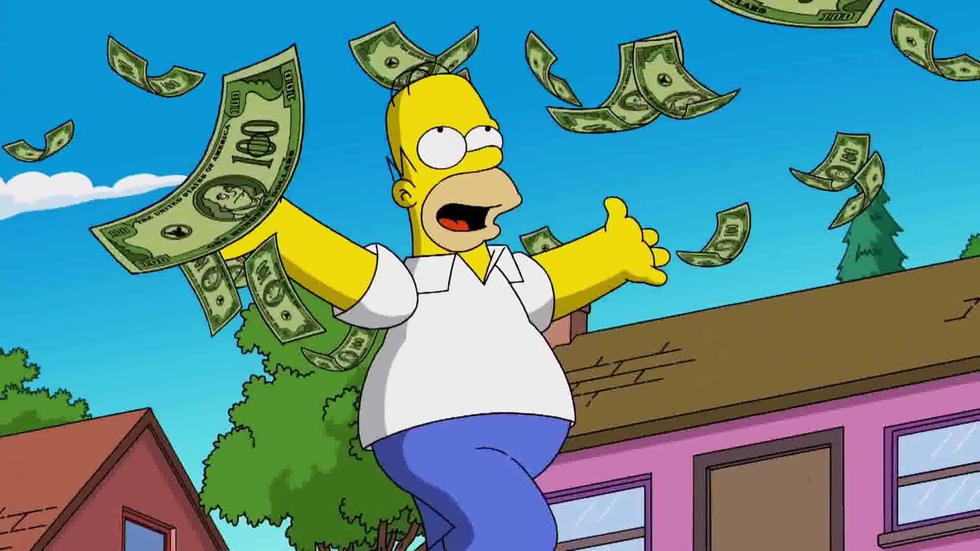 Simpsonovci dostali 30. sériu