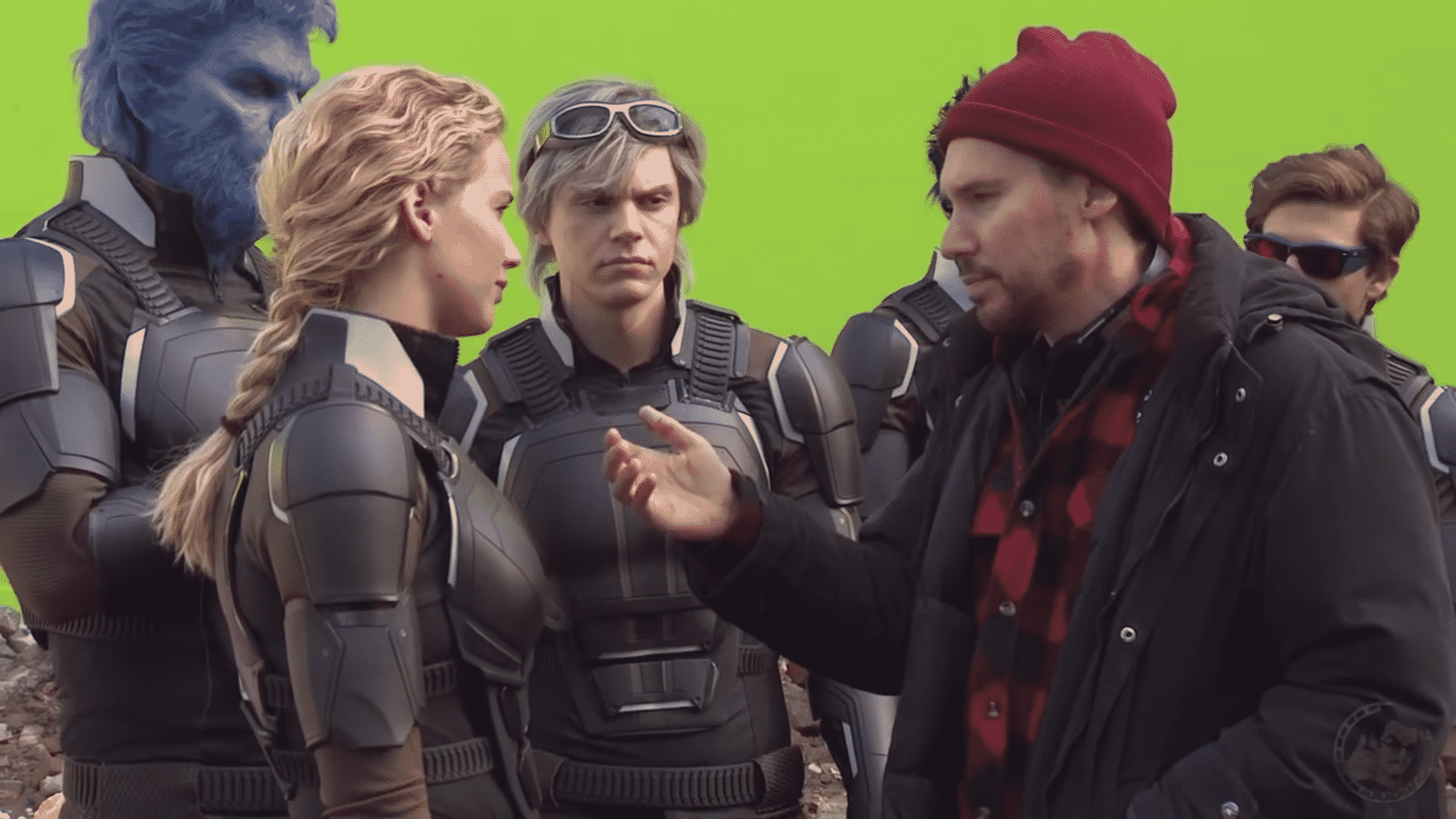 Ako sa natáčal X-Men Apocalypse