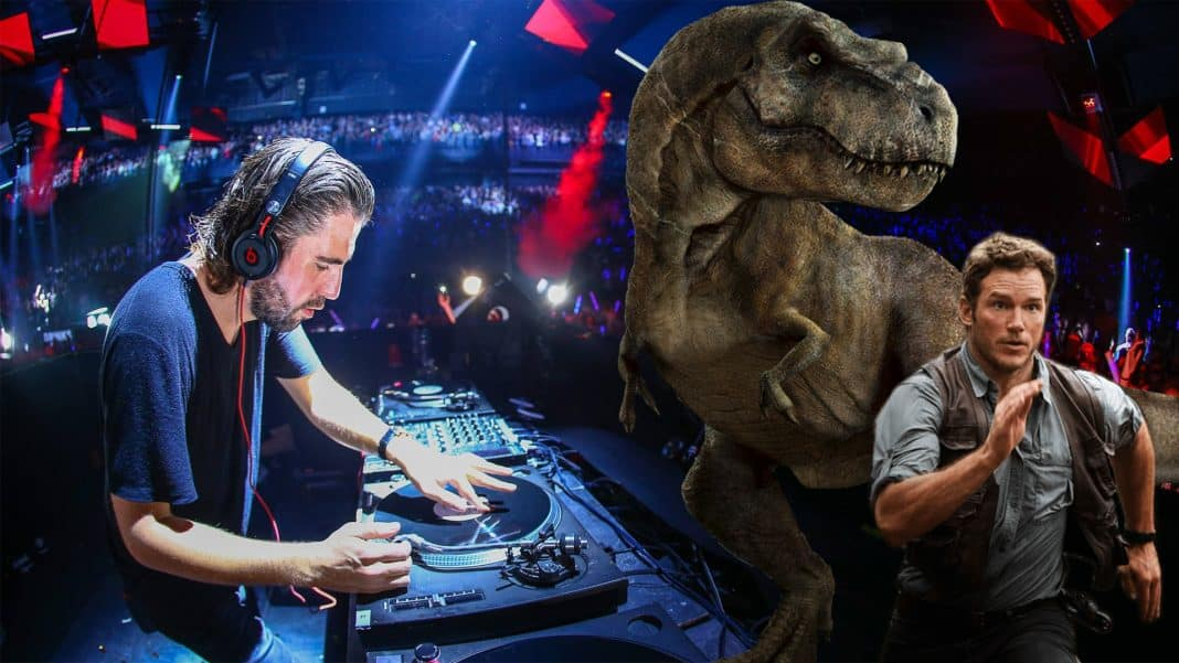 Dimitri Vegas Jurassic World