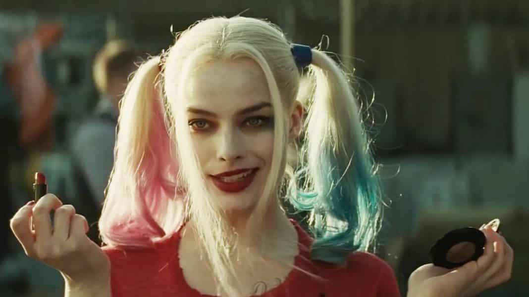 Margot Robbie Gotham City Sirens