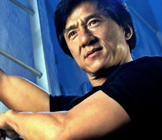 Jackie Chan Fakty