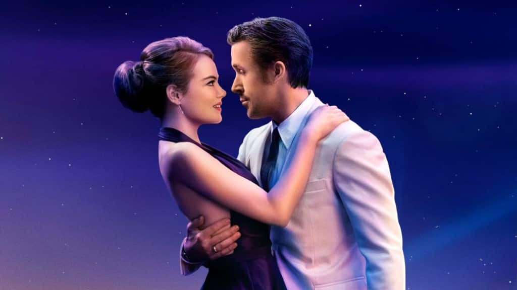 Najlepšia hudba: La La Land; Zdroj: traileraddict.com