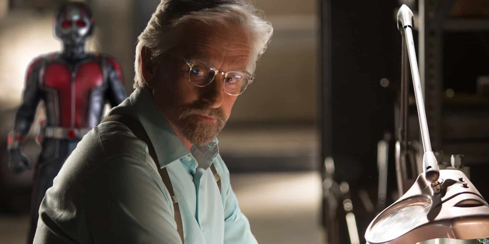 Michael Douglas si zopakuje rolu Hanka Pyma!
