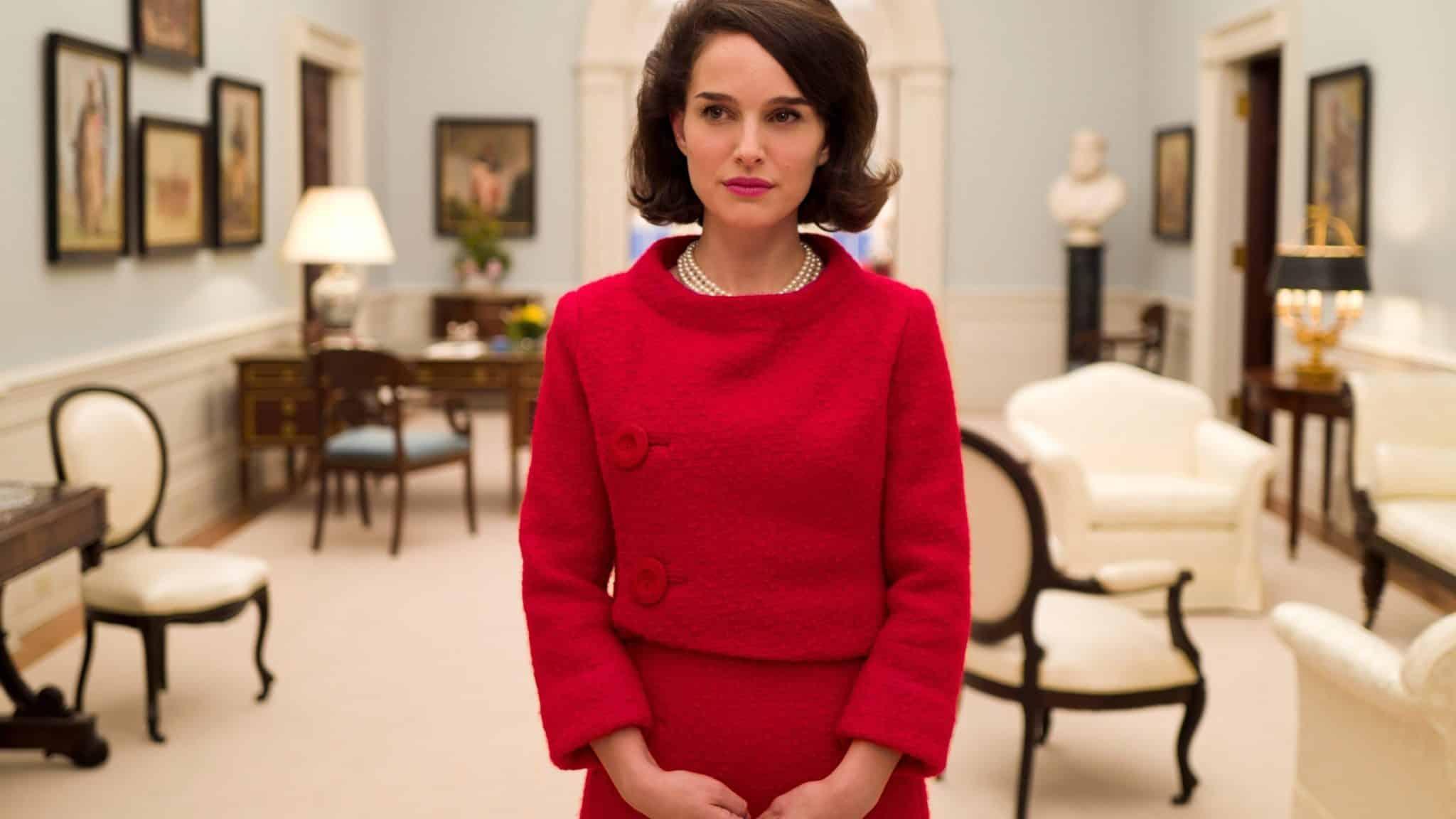 Najlepšia herečka: Natalie Portman za Jackie; Zdroj: showfilmfirst.com