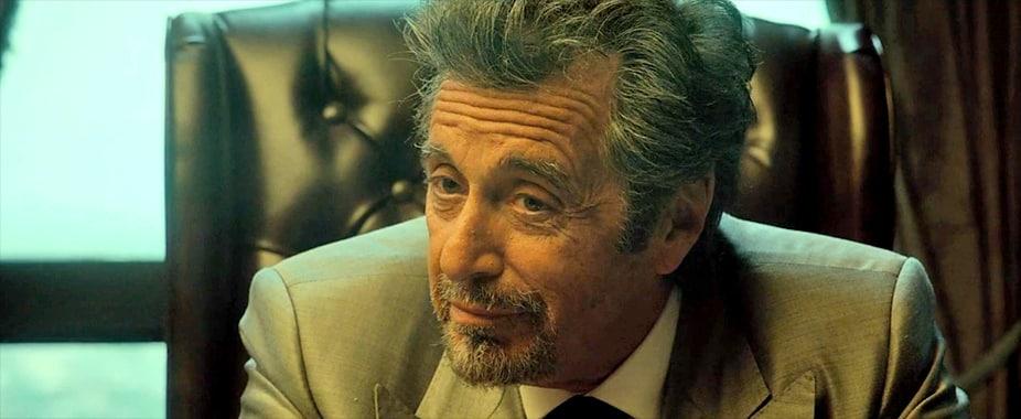 Al Pacino vo filme Misconduct