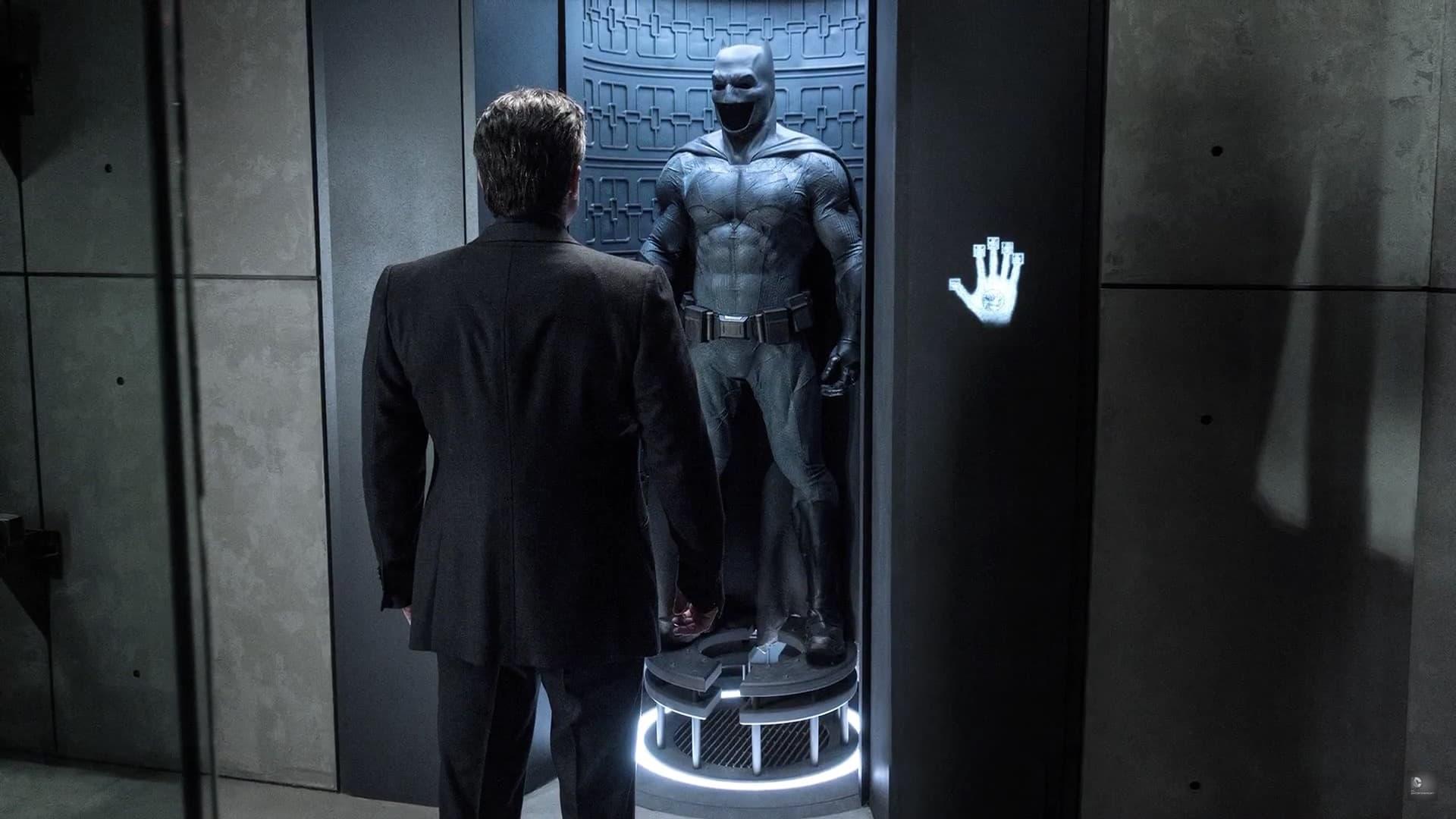 batman reziser