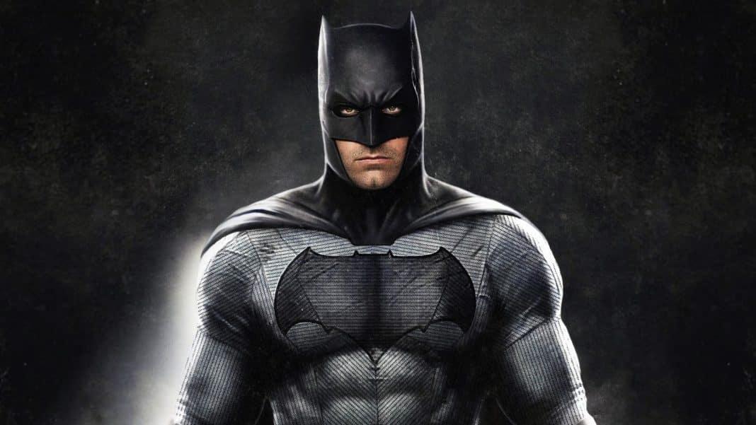 nový režisér batman