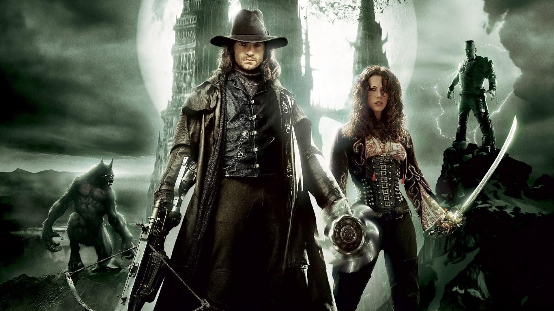 reboot Van Helsing