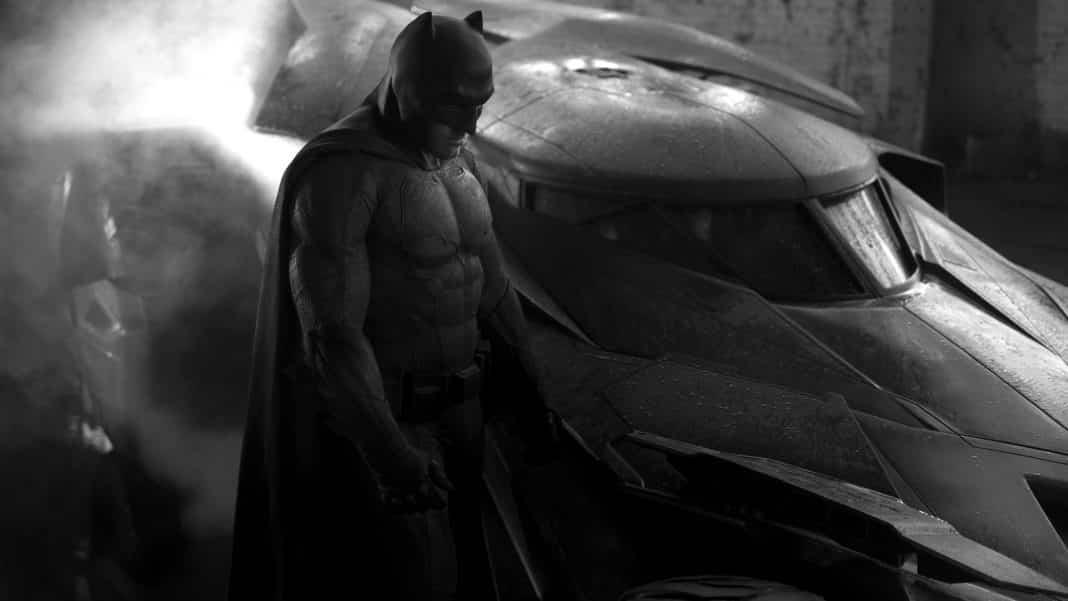 batmobile justice league