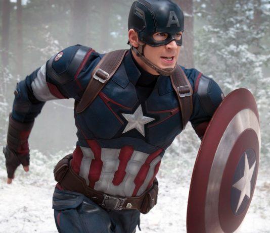 captain america; Zdroj: hdwallpapers.in