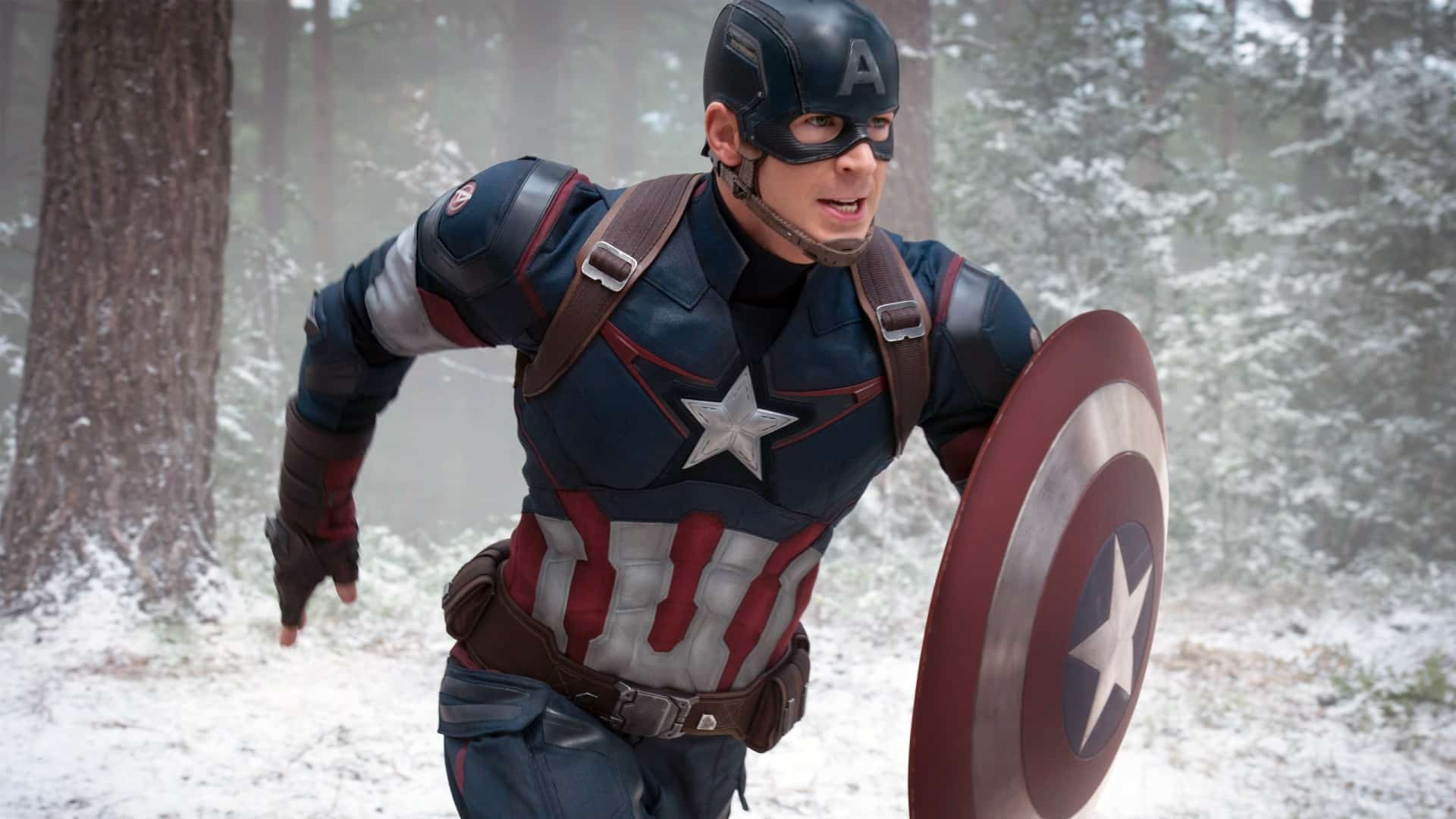 captain america; Zdroj: hdwallpapers.in