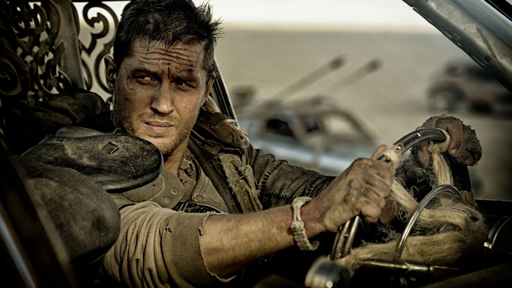 tom hardy war party