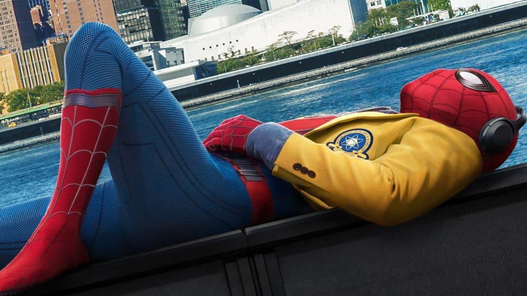 spider-man homecoming hudba