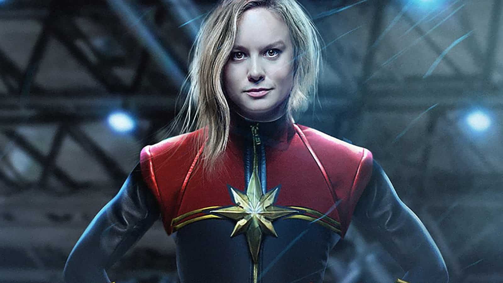 A nejak takto by mohla vyzerať Brie v obleku Captain Marvel