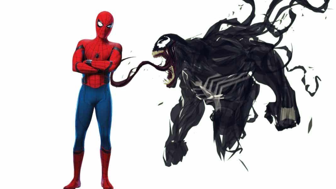 venom mcu spider-man