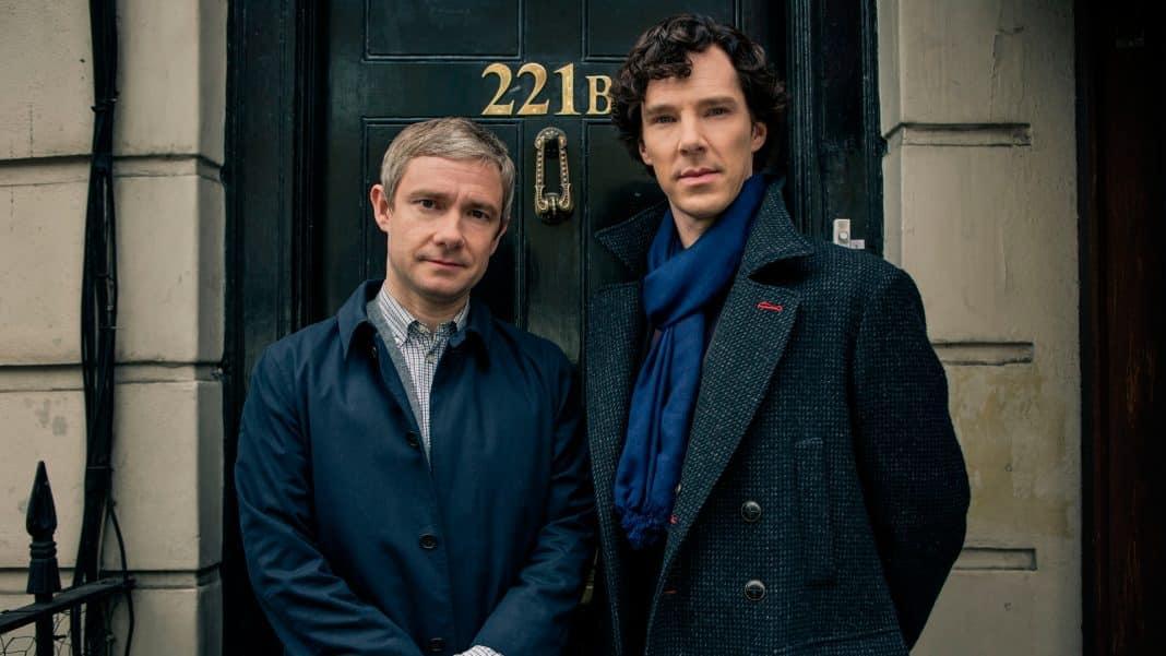 piata séria Sherlocka
