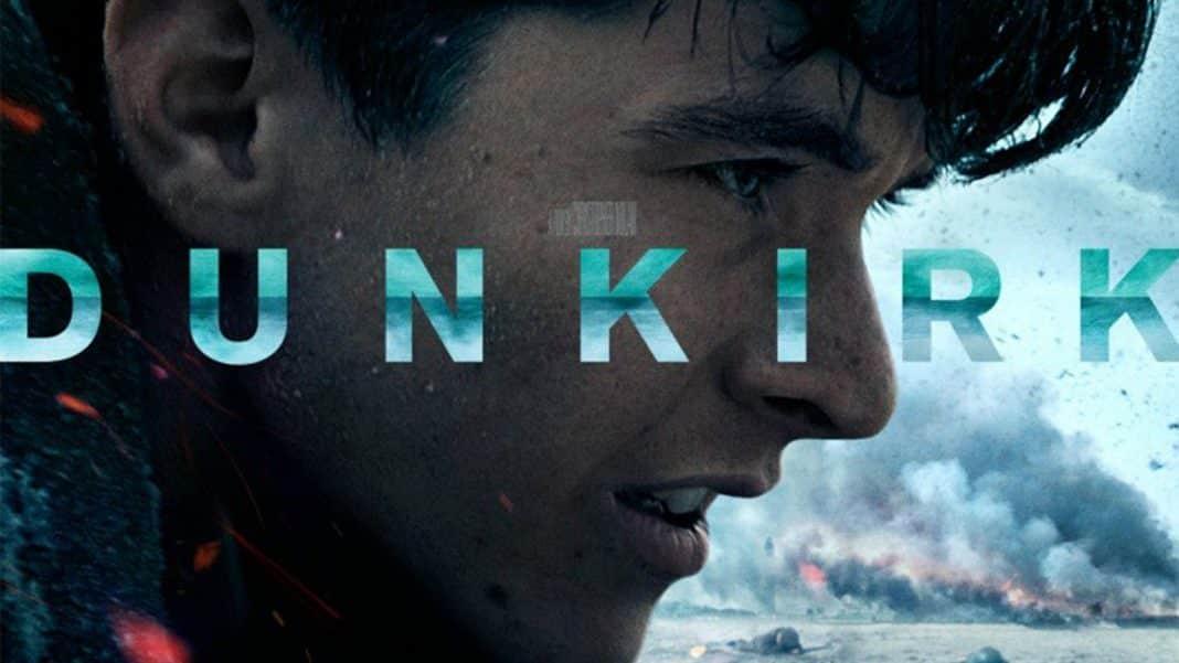 dĺžka filmu Dunkirk