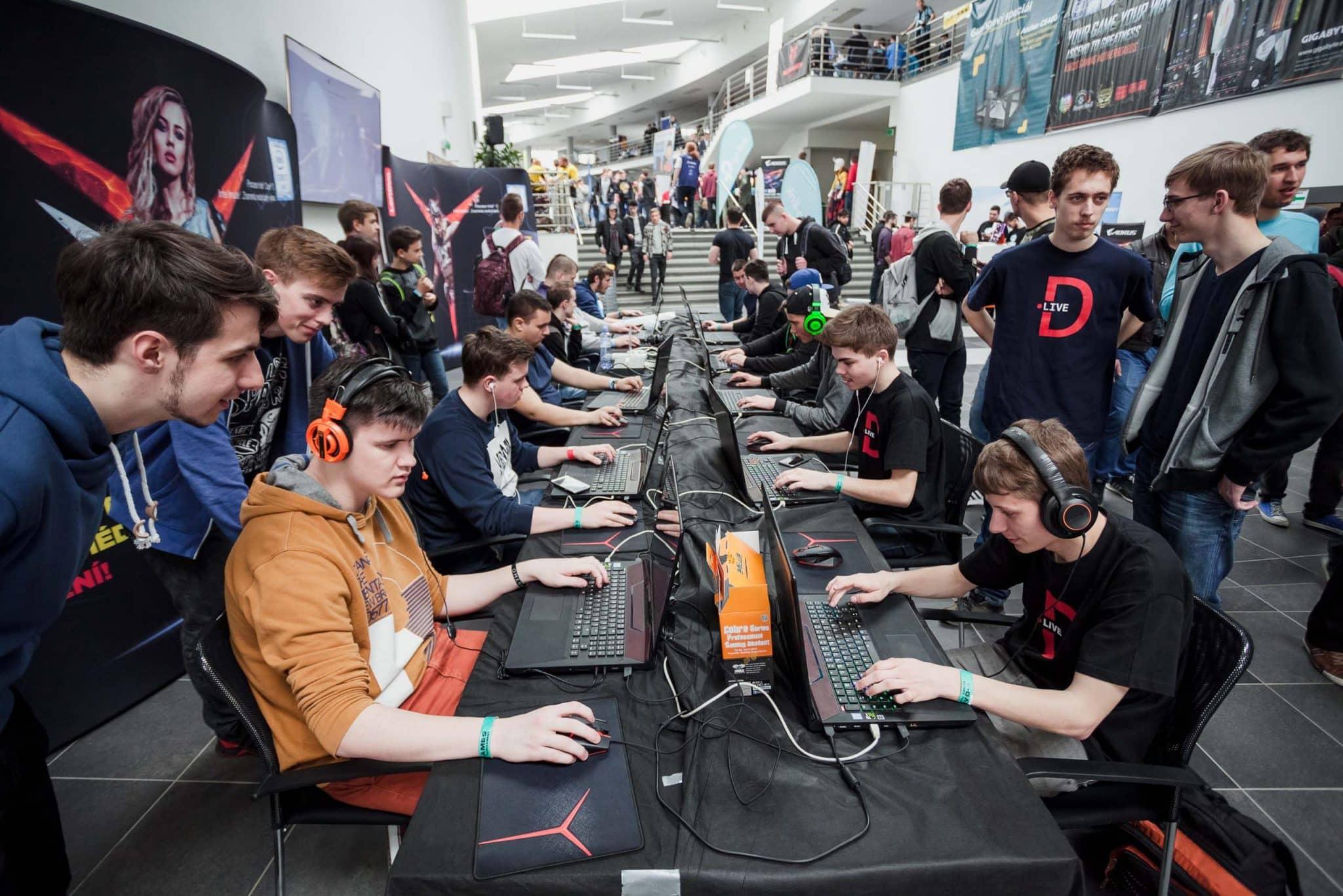 majstrovstvá slovenska v elektronických športoch súhrn