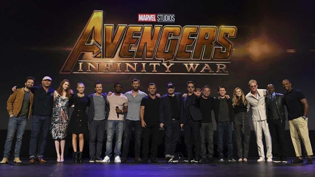 avengers: infinity war interview
