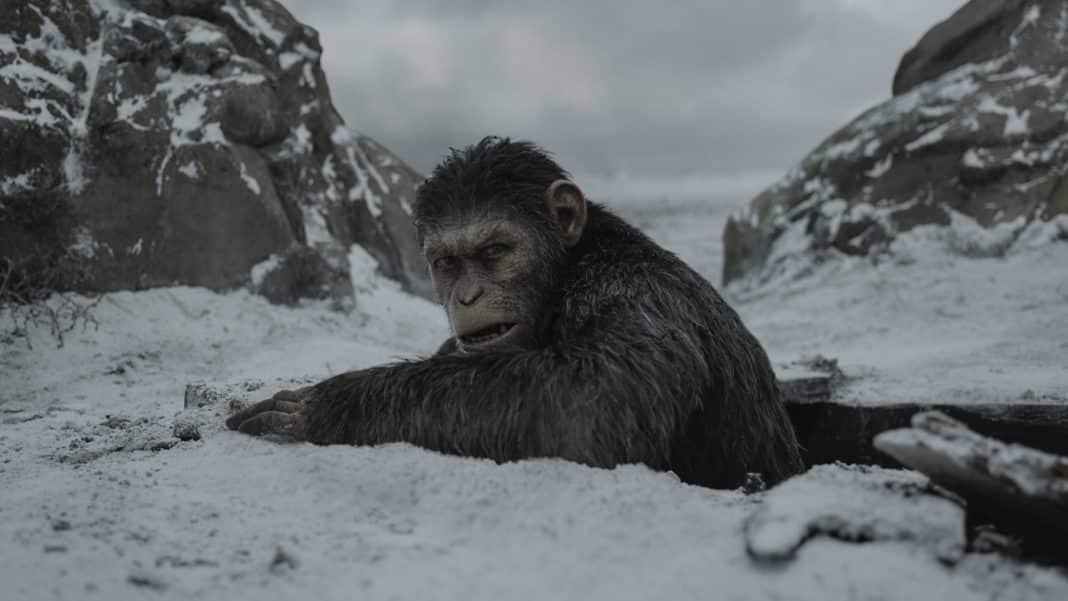 vojna o planétu opíc hudba michael giacchino