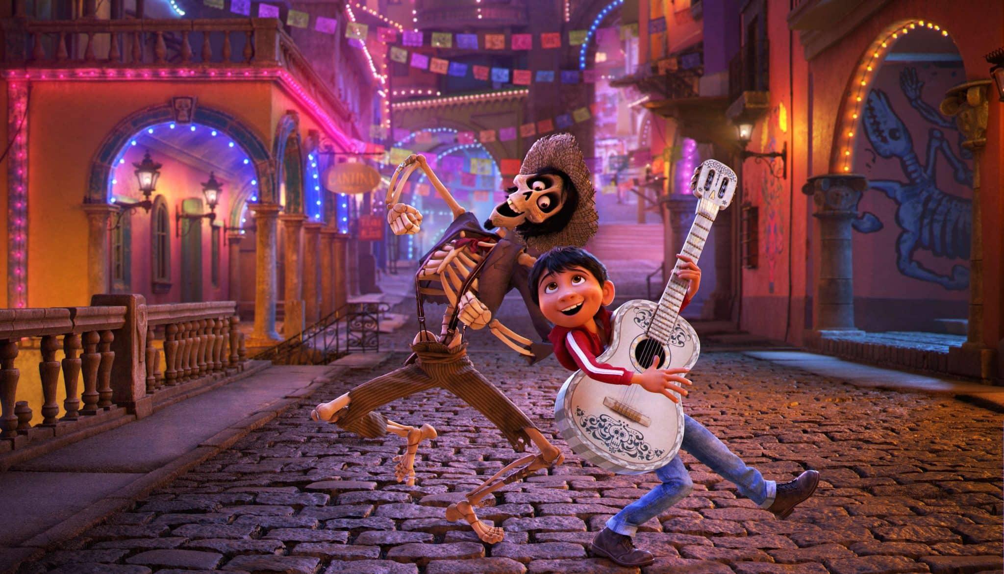 Nový obrázok k filmu Coco, ktorý príde do kín už tento rok!