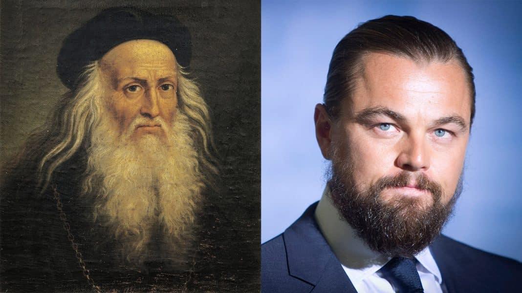 Leonardo DiCaprio stvárni Leonarda da Vinci