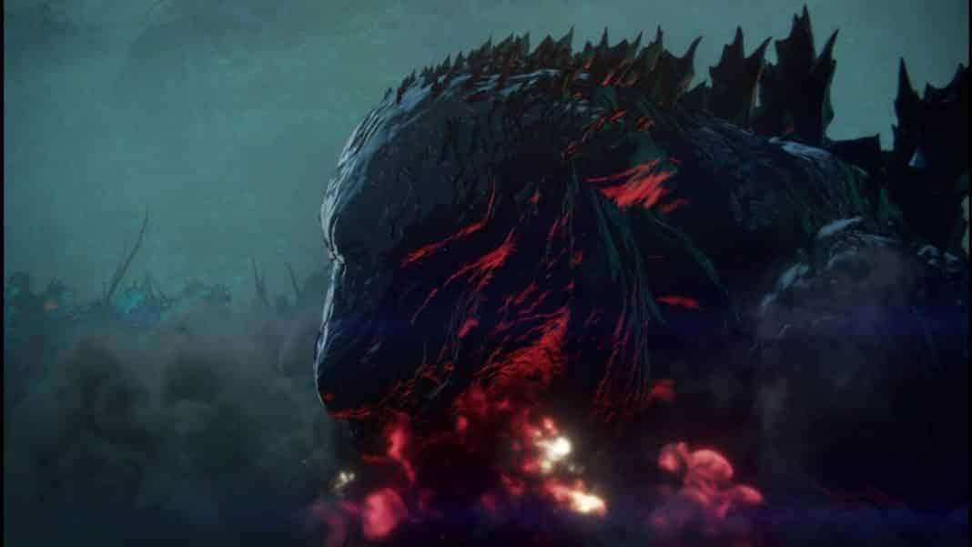 Animovaný film Godzilla