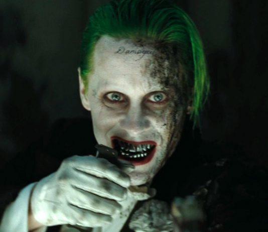 Jared Leto ako Joker