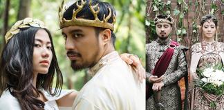 svadbu v štýle Game of Thrones