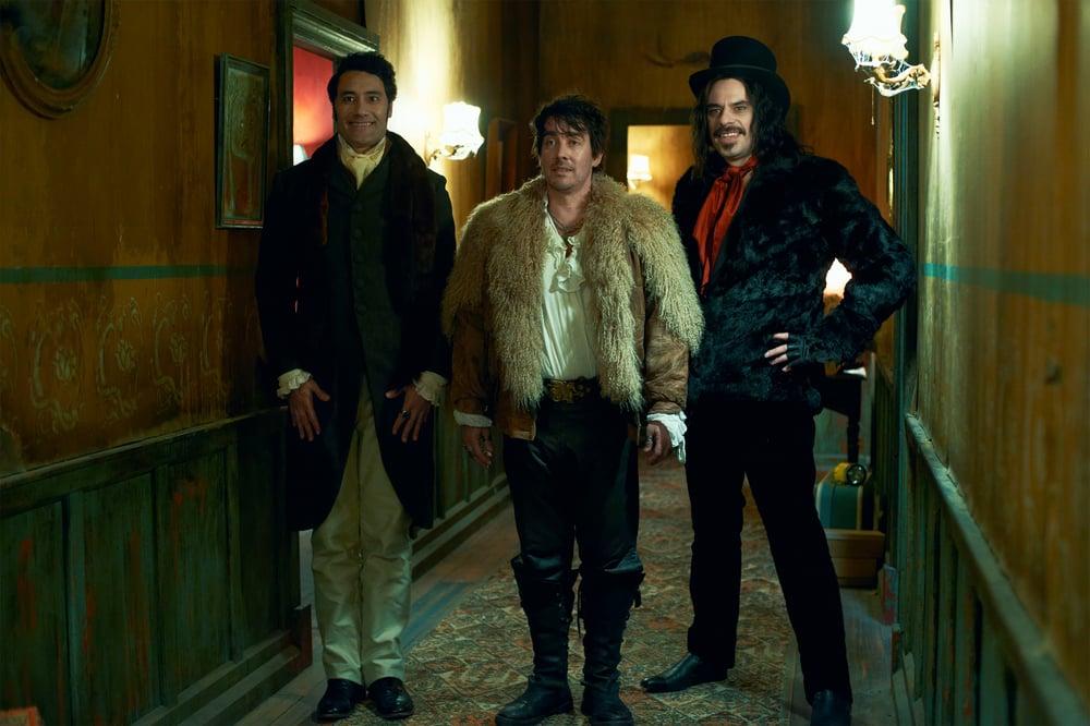 Dokonalé herecké trio Taika Waititi, Jonny Brugh a Jemaine Clement