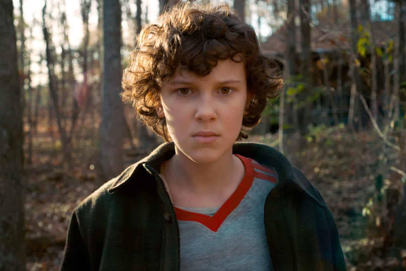 Millie Bobby Brown predvádza opäť fantastický výkon ako jej postava Eleven