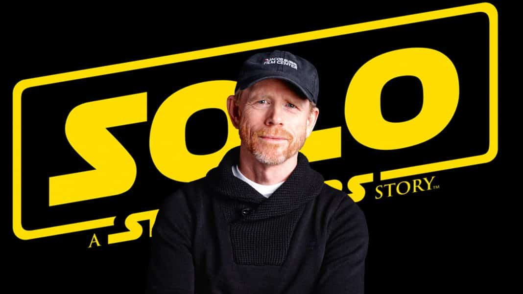 ron howard solo: a star wars story