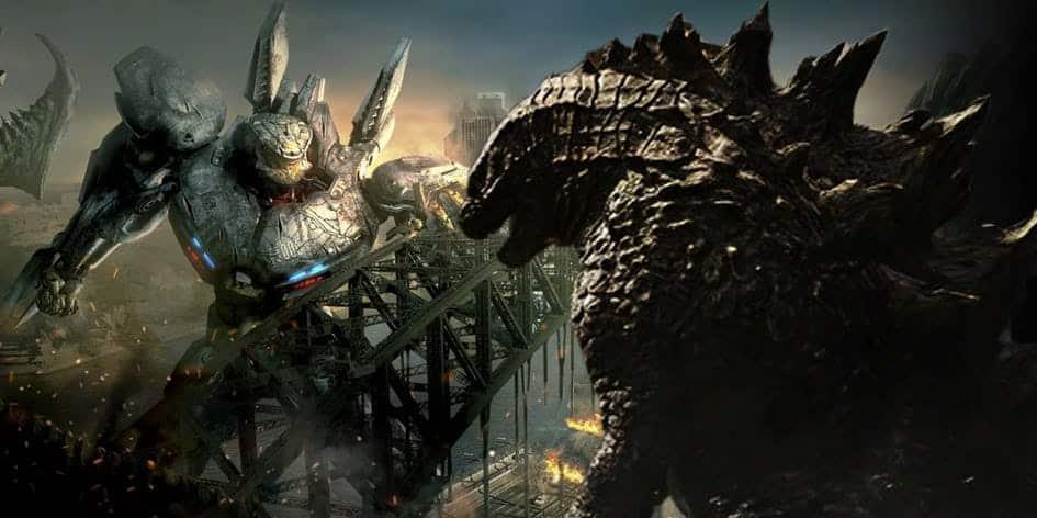Godzilla-vs-a-Pacific-Rim-Jaeger
