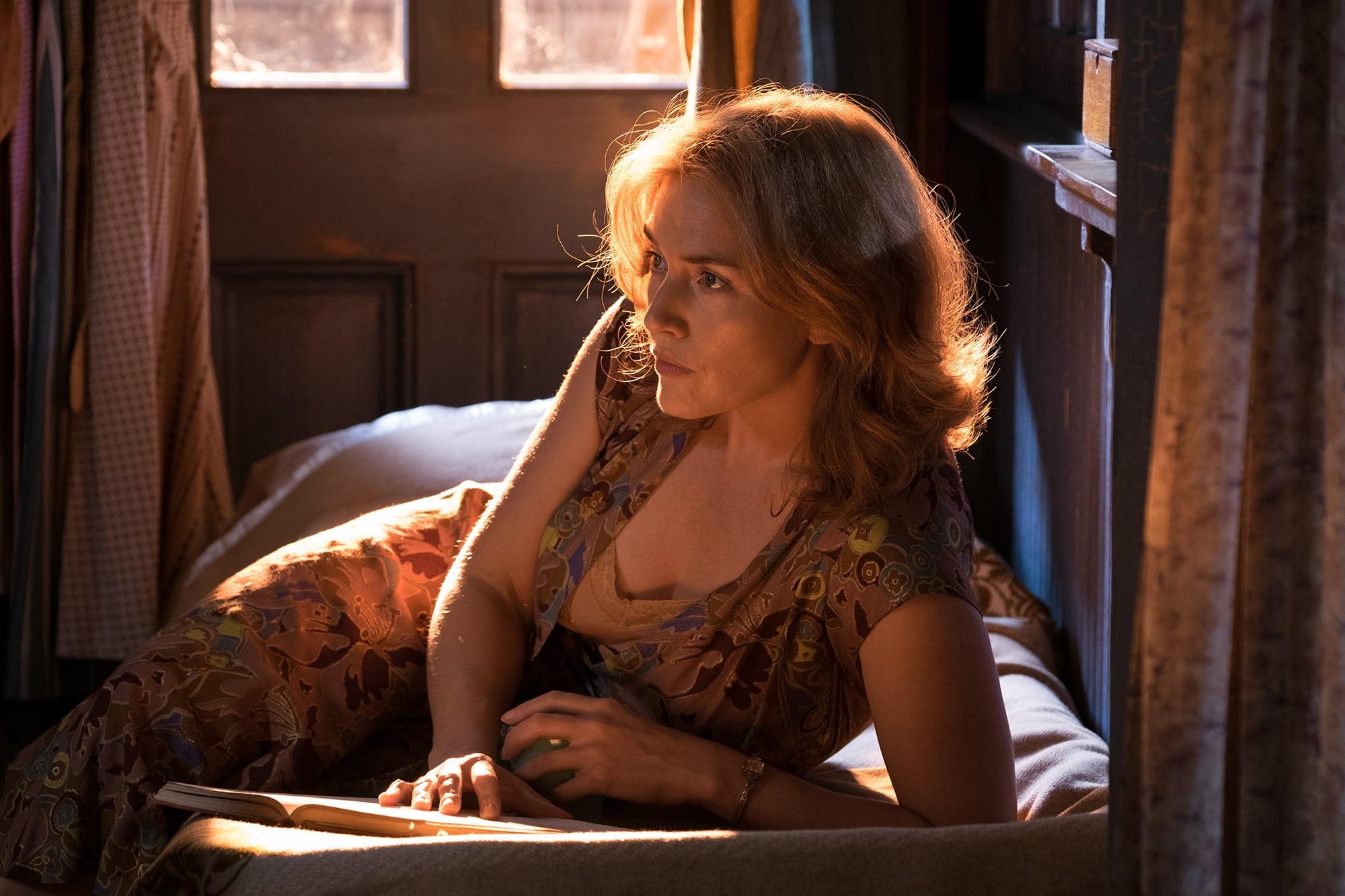 Kate Winslet tento rok uvidíme aj v potenciálnej oscarovke Wonder Wheel