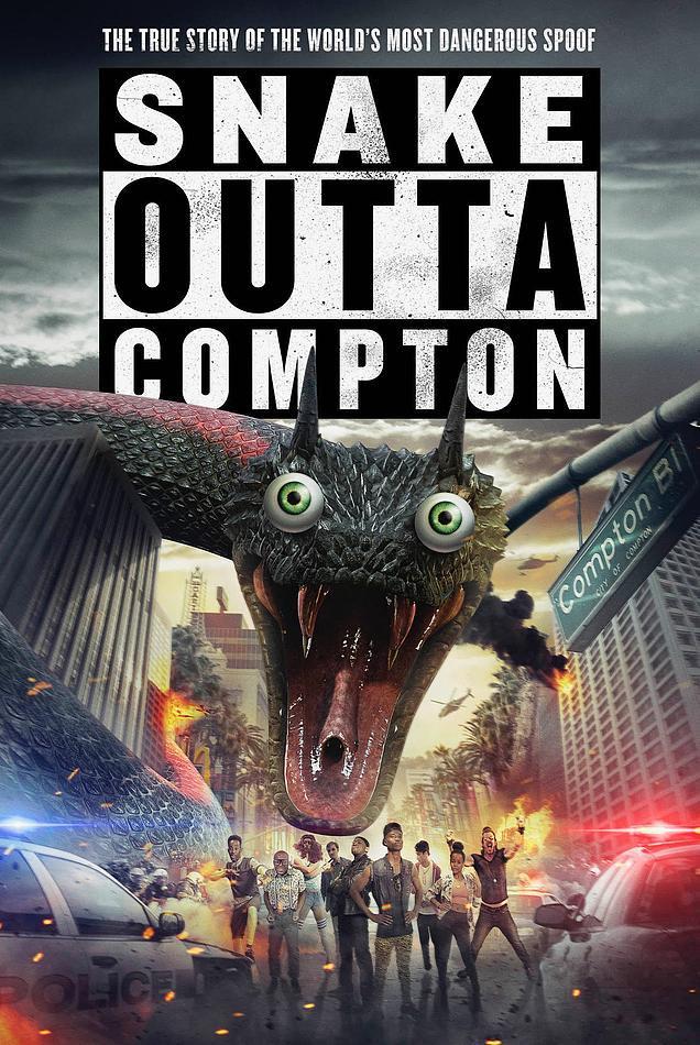 Plagát na Snake Outta Compton