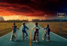 trailer pre druhú sériu Stranger Things