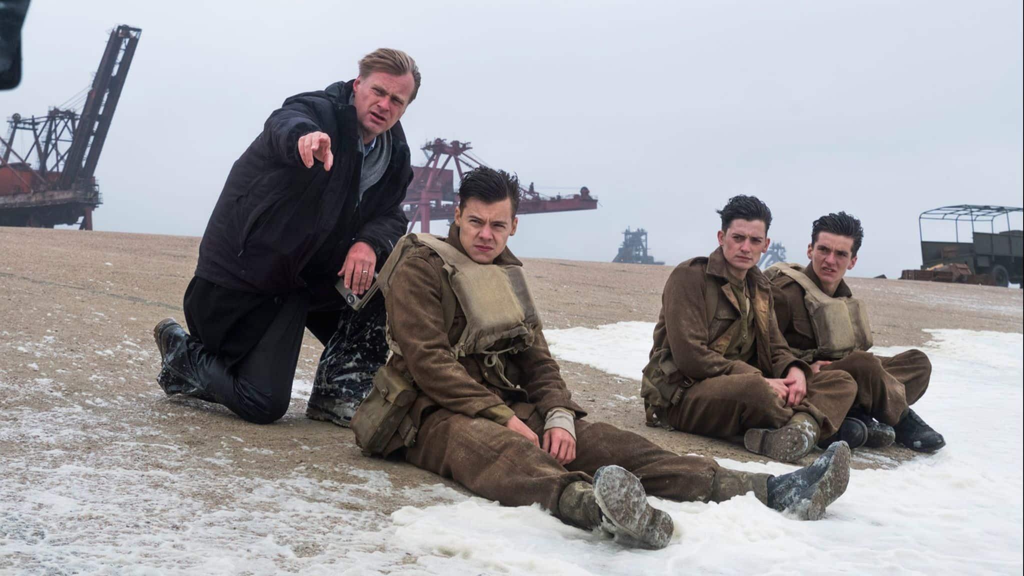 Christopher Nolan - favorit na najlepšiu réžiu