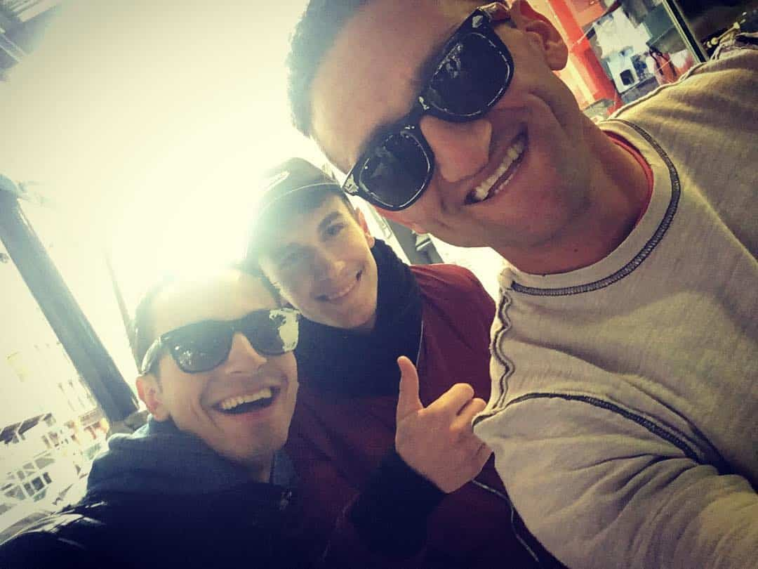 Peťo, Bača a Casey