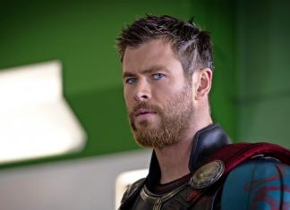 Thor s krátkymi vlasmi