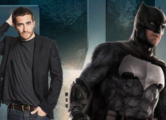 Batman Ben Affleck Jake Gyllenhaal