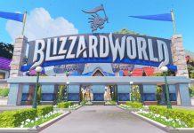 Nová mapa Blizzard World