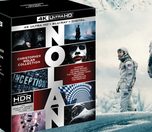 kolekcia filmov Christophera Nolana
