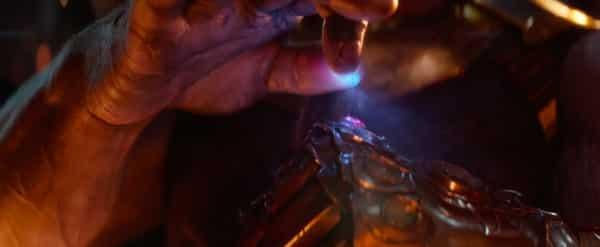 Na Infinity Gauntlet už má ako Kameň priestoru, tak aj Kameň sily
