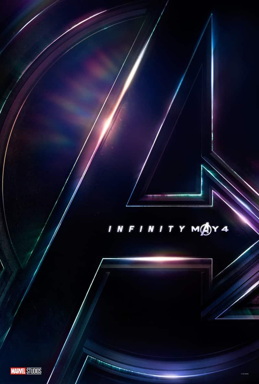 Teaser plagát na najväčší film štúdia Marvel, Avengers: infinity War