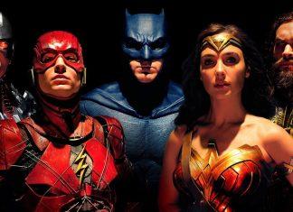 Justice League recenzia