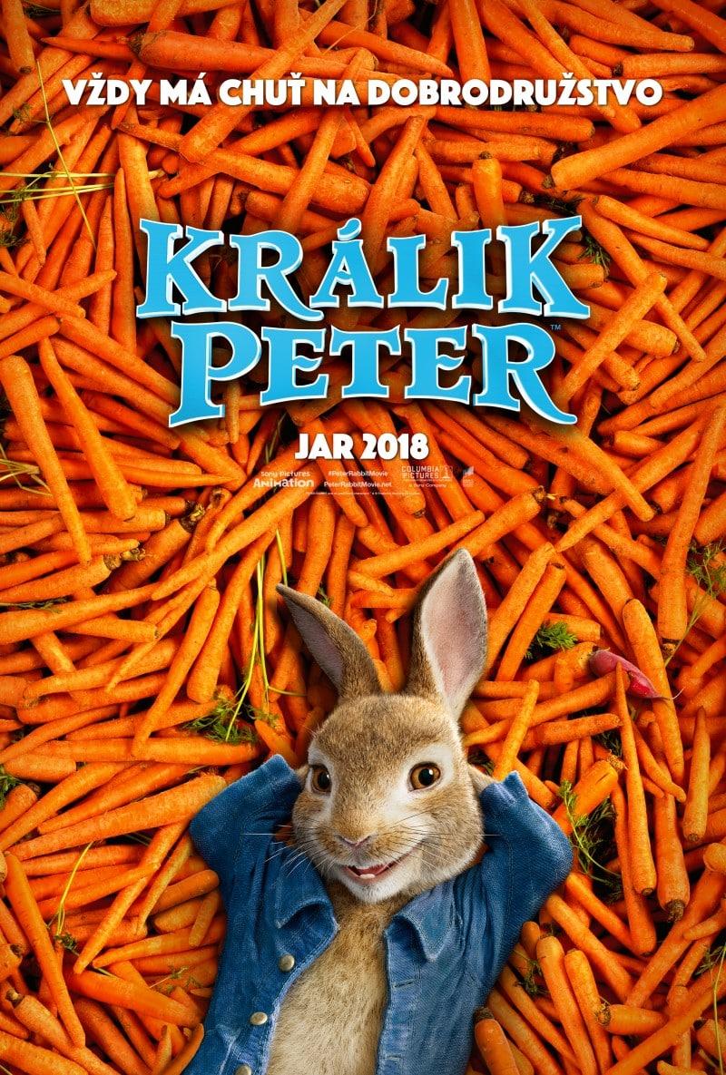 Králik Peter plagát
