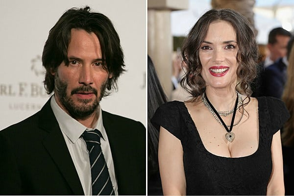 Keanu Reeves a Winona Ryder