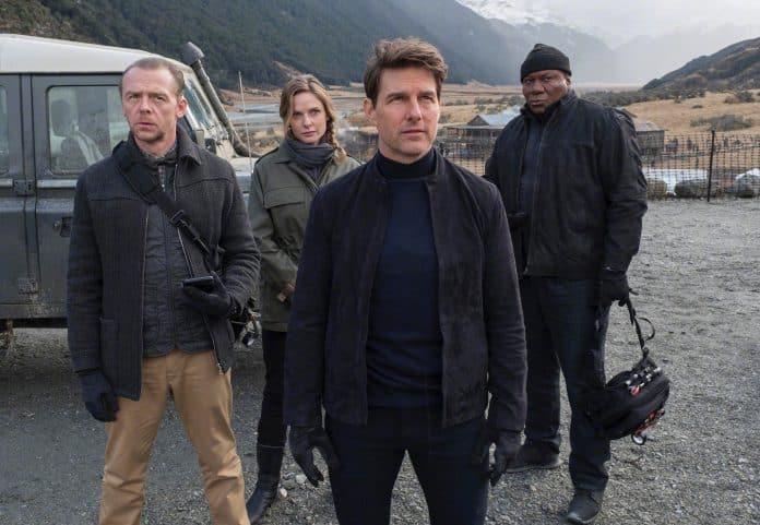 Oficiálna fotka z filmu Mission: Impossible 6