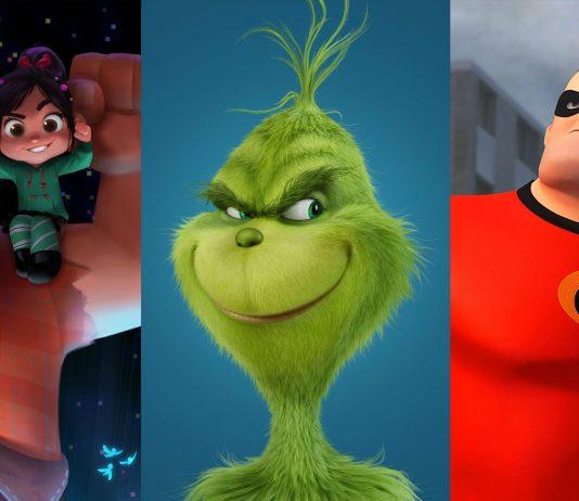 najočakávanejšie animované filmy roka 2018