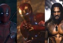 komiksové filmy 2018